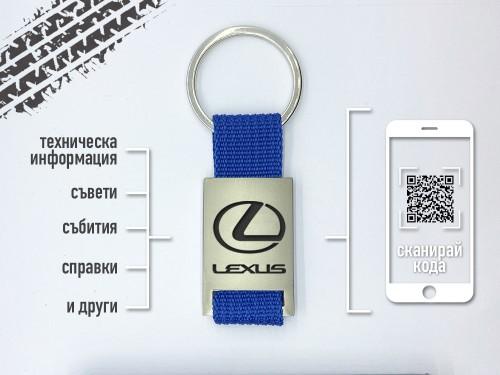 Kлючодържател Lexus