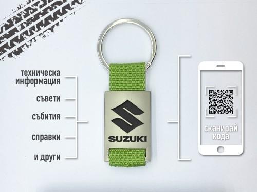 Kлючодържател Suzuki