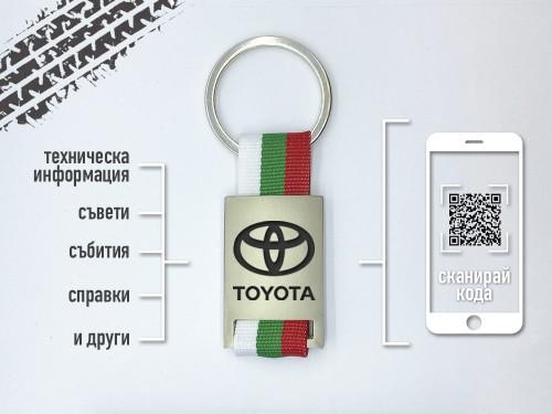 Kлючодържател Toyota
